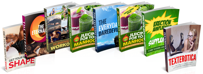 Juice For your manhood ED Review PDF Book Recipes Ingredients